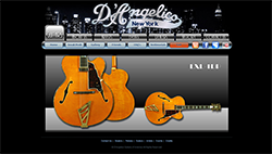 D'Angelico Guitars (USA)